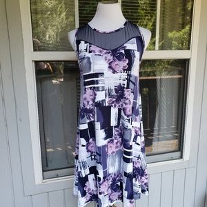 Just In! Floral Shift Dress